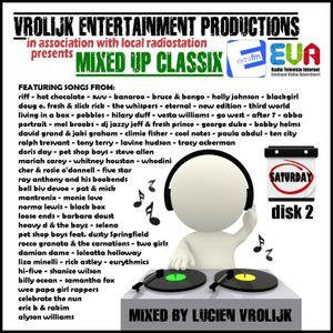 Mixed Up Classix No. 11 (mixed by Luciën Vrolijk) - Various Artists / 2014-11-29