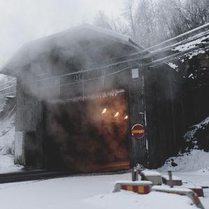 Reportāža no pazemes, viesojamies Zviedrijā, Kirūnas dzelzsrūdas raktuvēs
