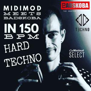 Badskoba vs Midimod @hardtechno battle 150 BPM :)