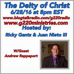 Ep# 165 The Deity of Christ