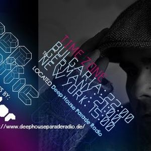 PODCAST: DEEP TRAFFIC/ RADIO SHOW ON DEEP HOUSE PARADE RADIO /MAY 2015
