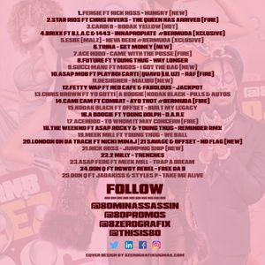 Hiphop & Rnb Stylez Vol 106