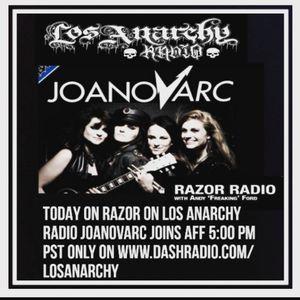 JoanoVarc on Razor on Los Anarchy