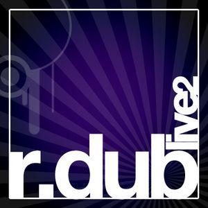 R-Dub Live @ Trimatik 091029