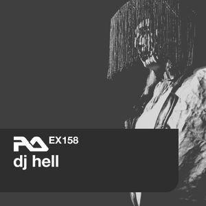 EX.158 DJ Hell - 2013.07.26