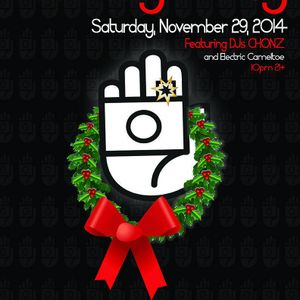 PAPARAZZI FOR THE PEOPLE Holiday Party! (Live At The Beauty Bar) 11_29_14