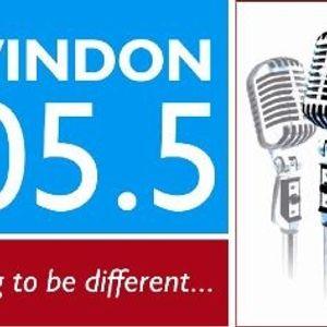 Swindon 105.5 With Ian Rowe TX-18-3-08 1200 - 1300