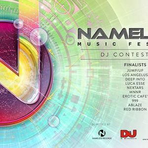 JUMP/UP - Nameless Music Contest 2017