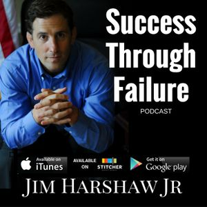 #77 Jim Harshaw (solo): The Weirdest (and Most Practical) Episode You'll Ever Listen to on Goal Sett