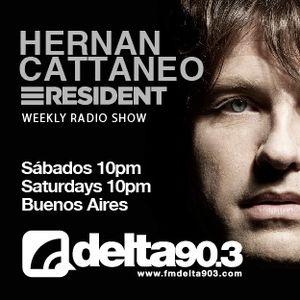 Resident Hernan Cattaneo (3/9/2011)