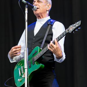 The Sticks show with Status Quo's Francis Rossi