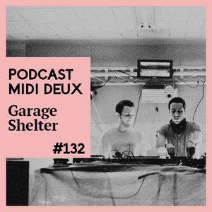 Podcast #132 - Garage Shelter (Skylax)