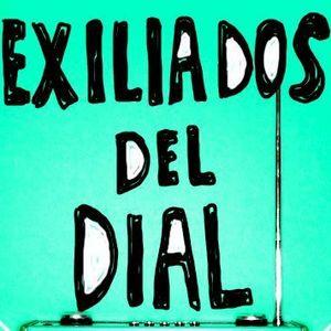 Exiliados del Dial. Programa del sábado 9/8 en Radio iRed HD.