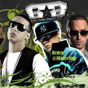 Mix Reggaeton & special intro bonus @DJanyelino