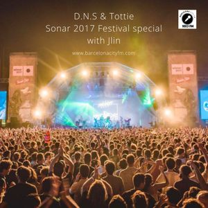 D.N.S & Tottie Sónar 2017 Festival special feat. interview with Jlin