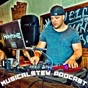 DJ Montone MusicalStew Podcast Mix