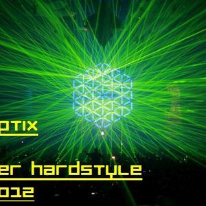 DJ Synoptix - Summer Hardstyle Mix