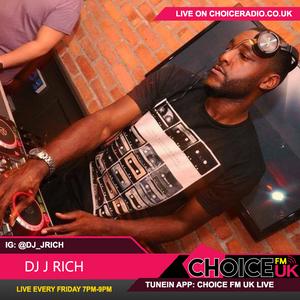 20170908 - DJ J Rich - Choice For Music UK - Part 2