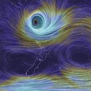 Cyclone Lusi