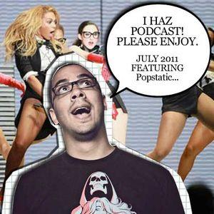 I Haz Podcast Ft. Popstatic