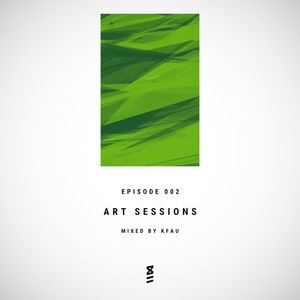 Art Sessions 002 Mixed by Kfau