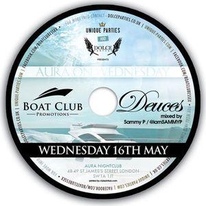 Sammy P - Boat Club (Volume 2)