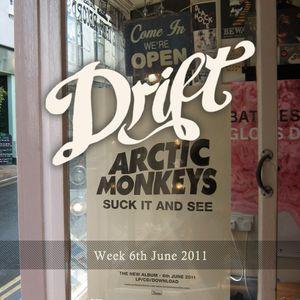 The Drift Record Shop Radio Hour: 6th June 2011