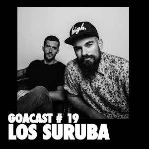 GOA Podcast # 19  Los Suruba   Suruba Records
