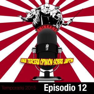 """S3:2015:Ep Nº12 - """"Konbini"""" o lo conveniente que son las tiendas de conveniencia en Japón"""
