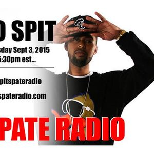 Detroit rapper Ro Spit on Spate Radio