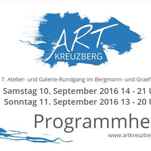 7. ART Kreuzberg: Atelier und Galerie-Rundgang im Bergmann-Kiez