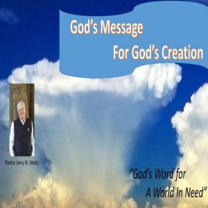 Not Far From the Kingdom of God - Audio