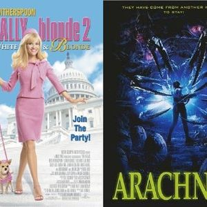 He Watch, She Watch: Episode 9 Return of the eight legged blondes
