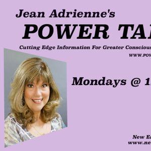 Power Talk Hosted by Jean Adrienne