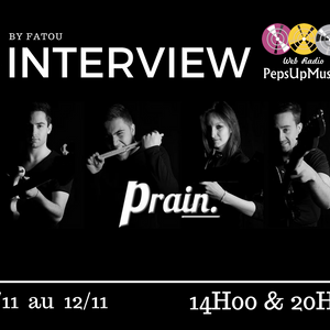 INTERVIEW By Fatou // PRAIN