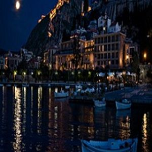 Dj Saifa-Summer moments under the light of the moon...