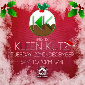 This is Kleen Kutz Show 10 (22nd December 2015)