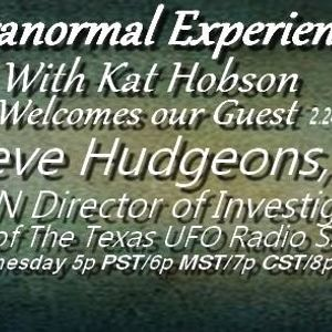 Paranormal Experienced with Kat Hobson 20160224