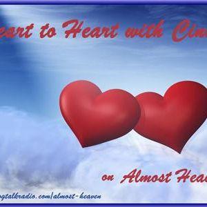 Heart to Heart with Cindy and Psychic Medium Thomas John