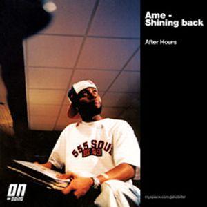 Ame - Shining Back (J Dilla samples mix)