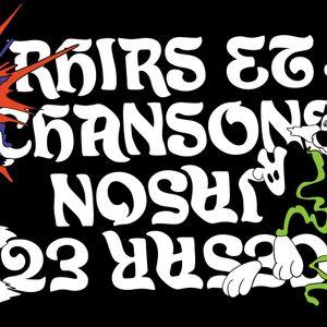 Rhirs & Chansons (14.06.19) w/ César