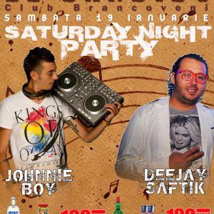 DeeJay Saftik - Recorded Party El Bandido Club