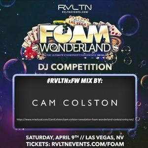 Cam Colston - Ravealation Foam Wonderland Contest Entry Set