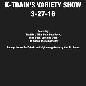 K-Train's Variety Show Episode 3