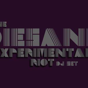 Experimental Riot Dj set ( Diego Sandoval )