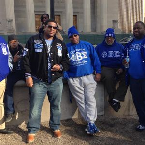 The Phi Beta Sigma Blue Juice Mix II / POLY-YITC, Nov 5th- DJ Dale Wallace  Charlotte/Baltimore