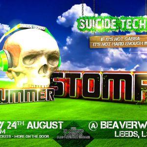 Suicide Techno Summer Stomp Promo