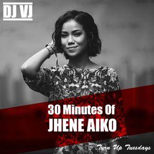 30 Minutes Of Jhene Aiko --- Turn Up Tuesdays