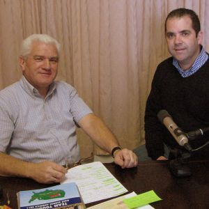 Shane Supple interviews Jim Flanagan & Mark Ansboro about The voice of Youghal