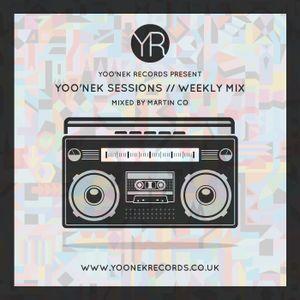 Yoo'nek Sessions 63 // Radio Mix // Deep Tech Soulful Funky Bass House